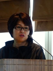 Farida Peranginangin, Director of Payment Systems Policy at Bank Indonesia.